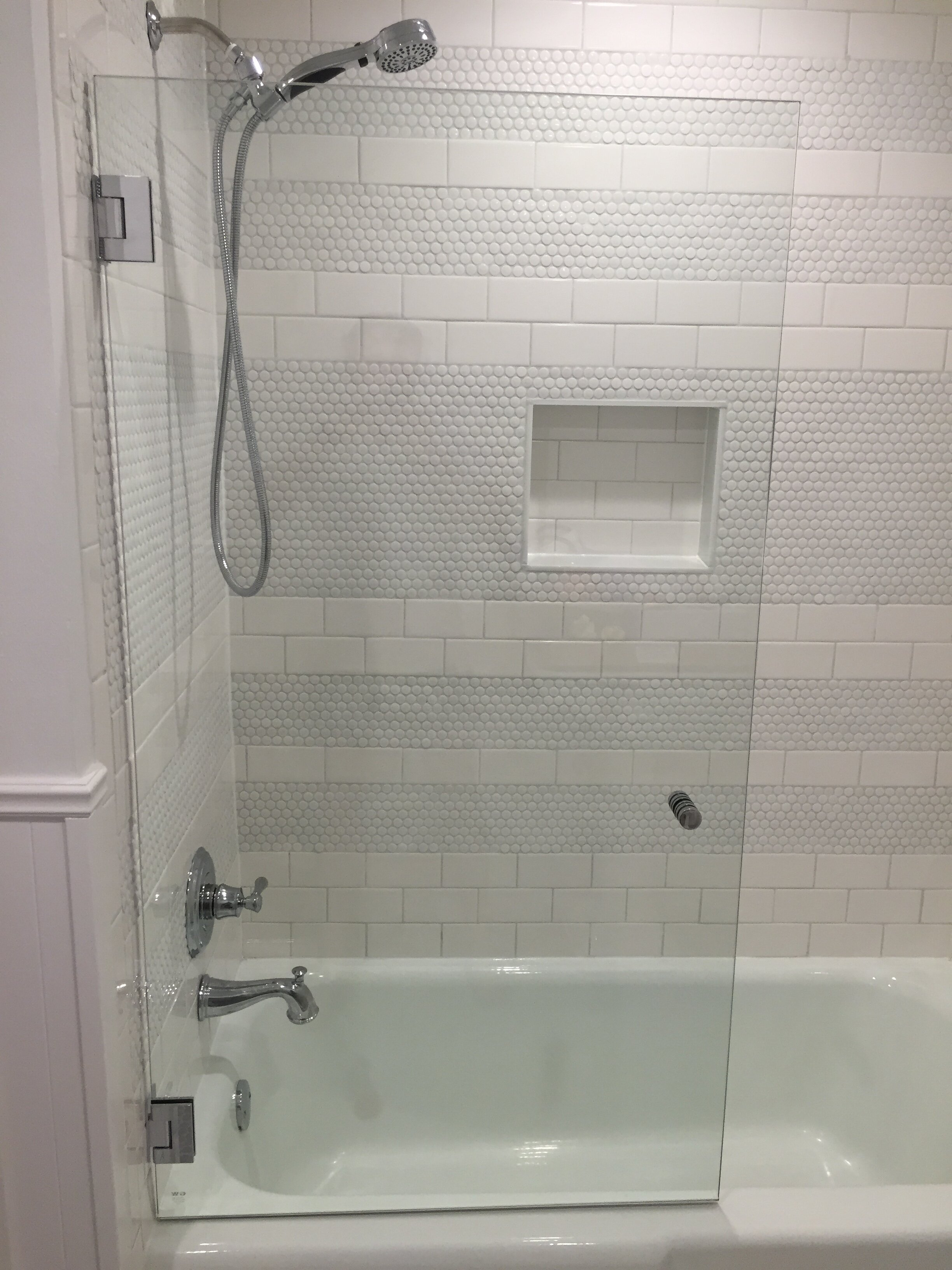 shower and winsome frameless in sliding completely appealing aston moselle x bathtubs doors tub pictures beautiful bathtub