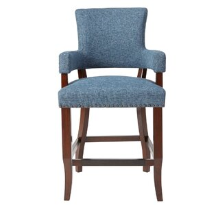 Gilberton Bar Stool by Darby Home Co