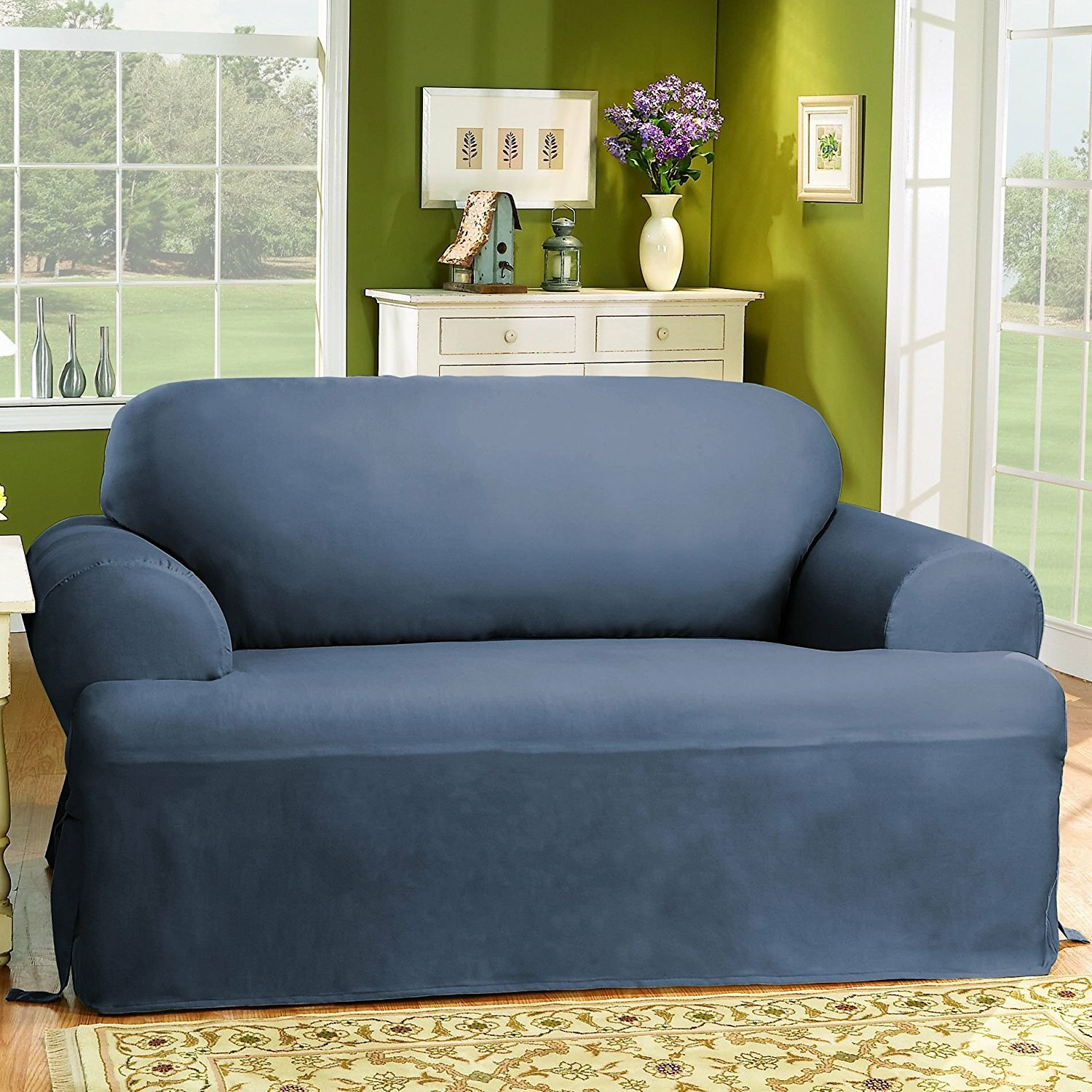 master fit cushion product surefitstretchpinstripetcushiontwopieceloveseatslipcover slipcover cfm two sure pinstripe hayneedle stretch piece t loveseat