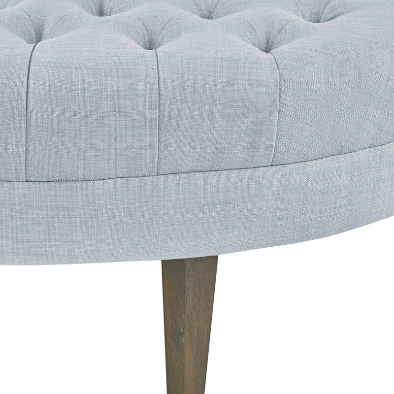 Fantastic Keats Tufted Cocktail Ottoman Evergreenethics Interior Chair Design Evergreenethicsorg