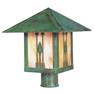 Timber Ridge Outdoor 1-Light Lantern Head