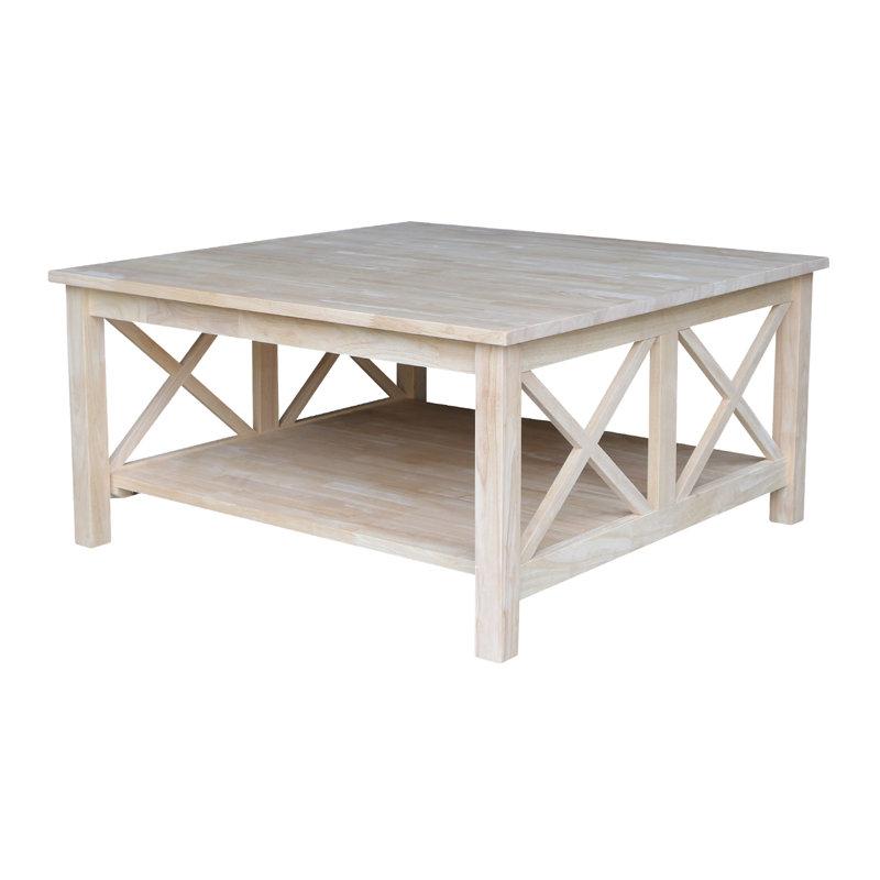 Loon Peak Walden Wood Coffee Table U0026 Reviews | Wayfair