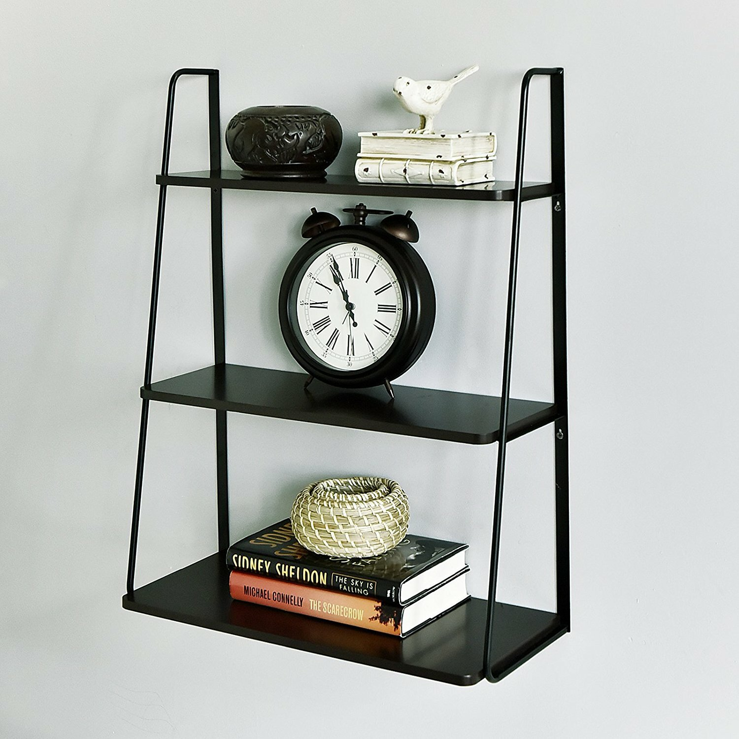 products choice wood itm black furniture bcp wall decor shelf finish best cross home