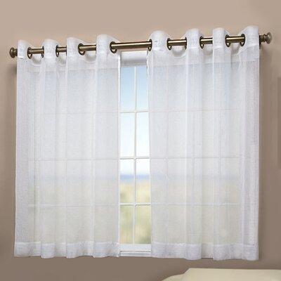 Bathroom Window Curtains Short Wayfair