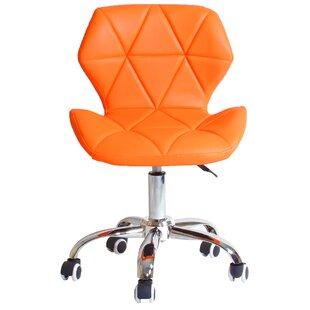 orange office chairs wayfair co uk