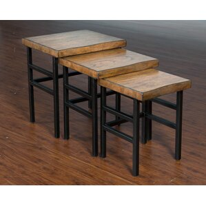 Shamane 3 Piece Nesting Tables by Gracie Oaks