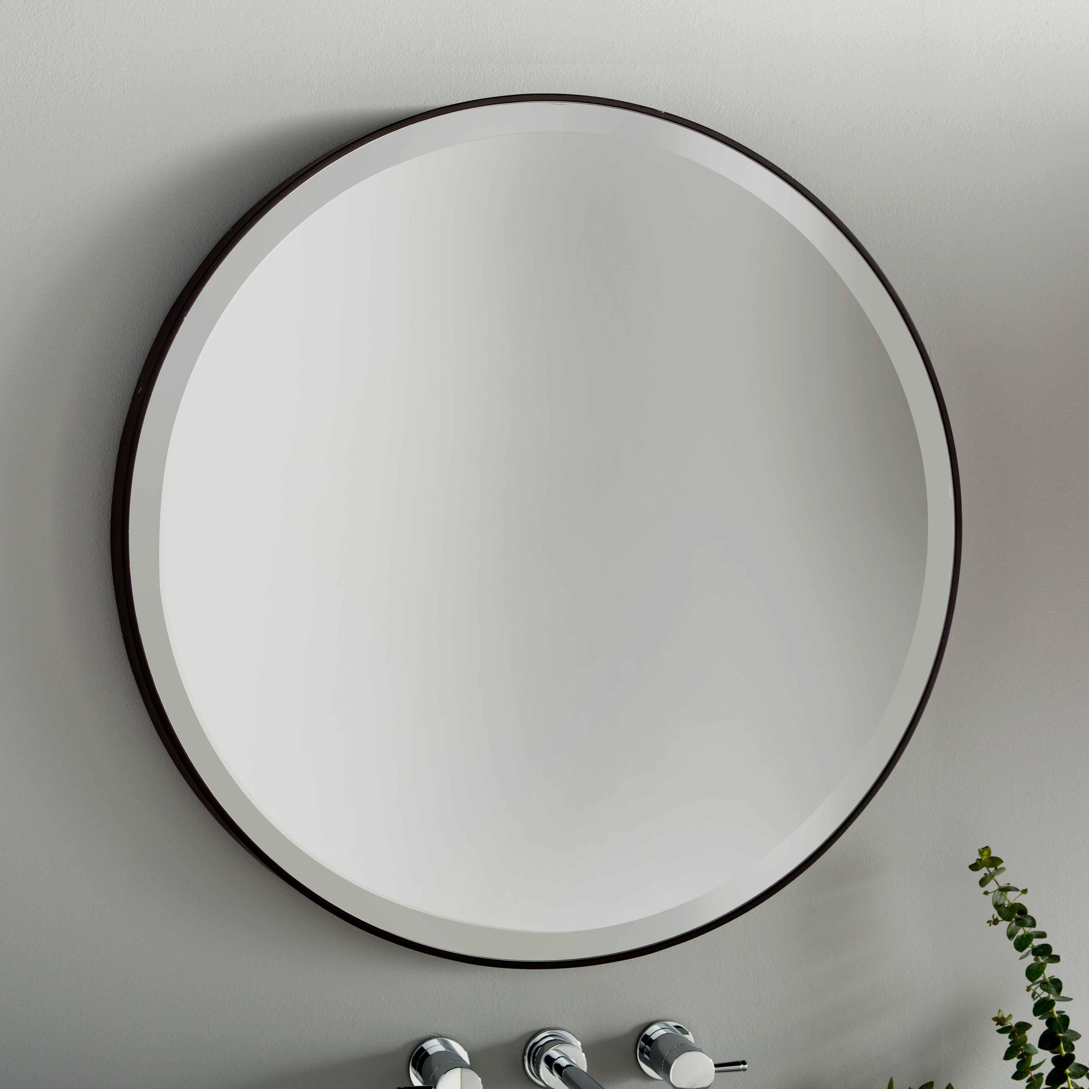 Mercury Row Colton Wall Mirror & Reviews | Wayfair