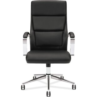 office chair genuine leather white. Executive \ Office Chair Genuine Leather White