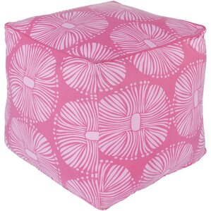 France Pouf Ottoman by Bungalow Rose
