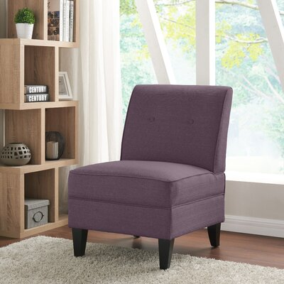 Farmhouse Amp Rustic Purple Accent Chairs Birch Lane