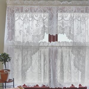 Ivy Swag Tier Curtain