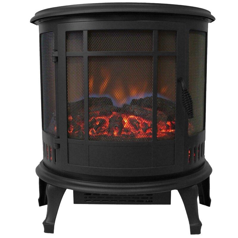 Comfort Glow Claremont Electric Stove Reviews Wayfair