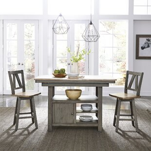 Kruger Kitchen Island Set