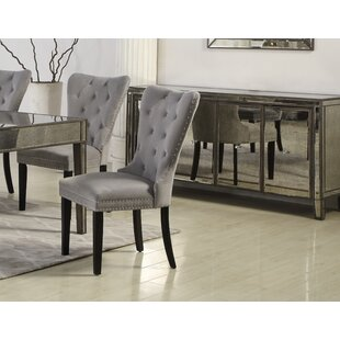 Everlee Side Upholstered Dining Chair (Set of 2)