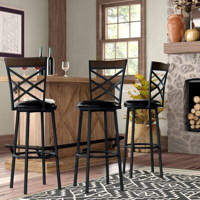 Counter Stools Set Of 3 Wayfair