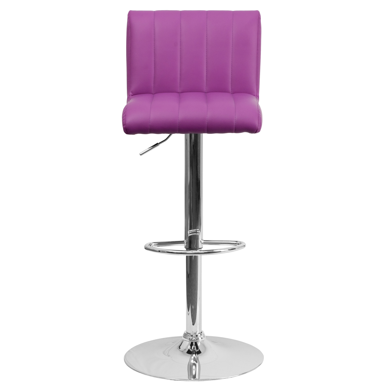 adjustable height chair. Wade Logan Alandra Adjustable Height Swivel Bar Stool \u0026 Reviews | Wayfair Chair I