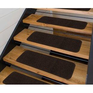 Attirant Beaudin Luxury Brown Stair Treads