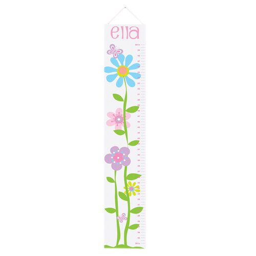 Jds Personalized Gifts Personalized Gift Kids Canvas Height Growth