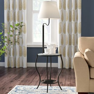 Lamps with a table youll love wayfair bitter root 54 arched floor lamp aloadofball Image collections