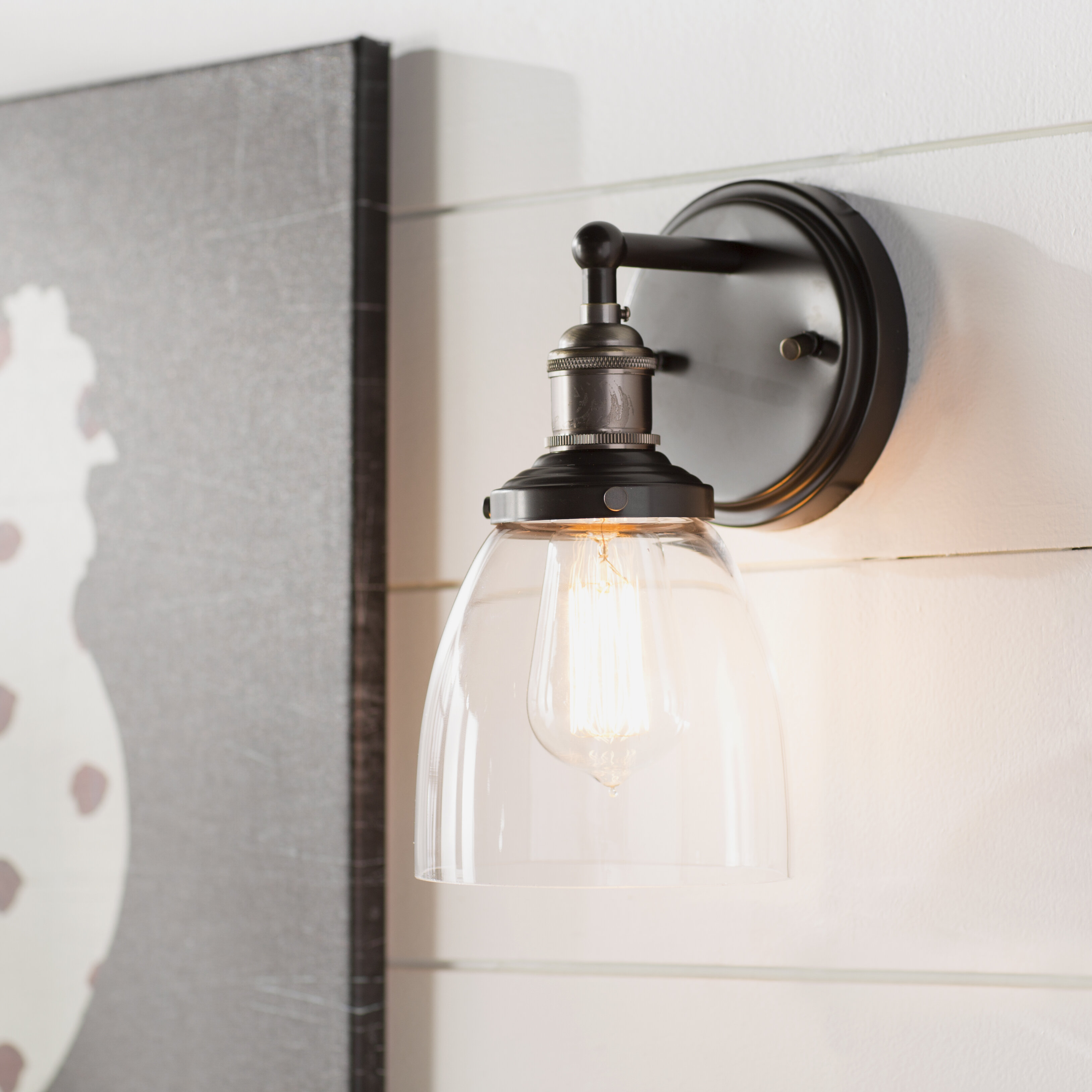 Edison Bulb Fixtures You ll Love