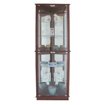 Modern Curio Display Cabinets Allmodern