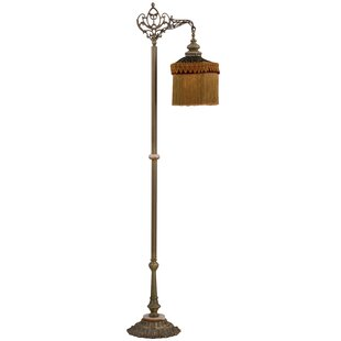 Victorian floor lamps wayfair greenbriar victorian bridge 715 task floor lamp aloadofball Gallery