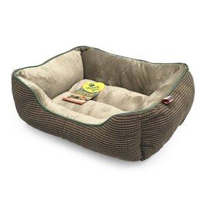 Plush Boxed Cuddler Dog Bolster