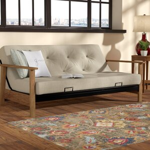 Marlborough Futon and Mattress by Red Barrel..