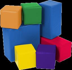 Soft Play Blocks & Mats