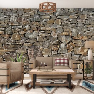 Chico 8 Piece Stone Wall Mural