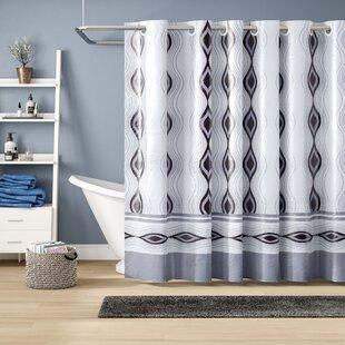Gianna Harlequin Shower Curtain