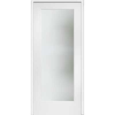 Frosted Glass Pantry Door Wayfair