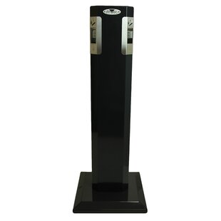 Heavy Duty Outdoor Pedestal Ashtray