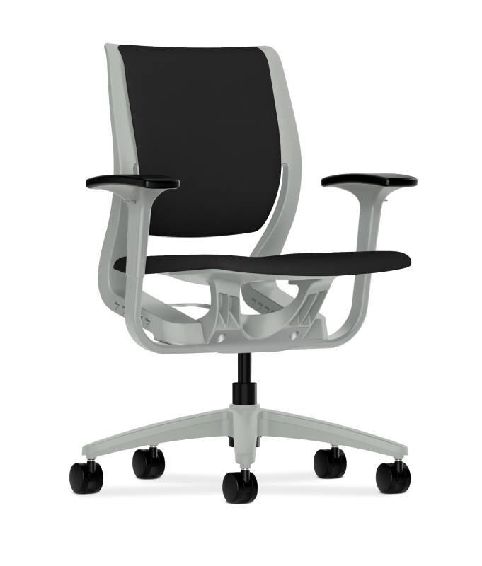 Hon Office Chair Reviews hon purpose mid-back desk chair & reviews | wayfair