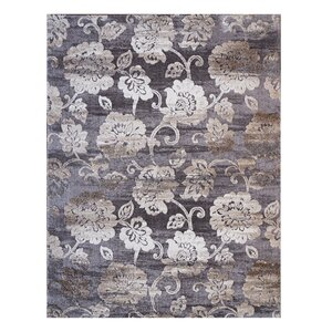 New Style Vernal Gray Area Rug