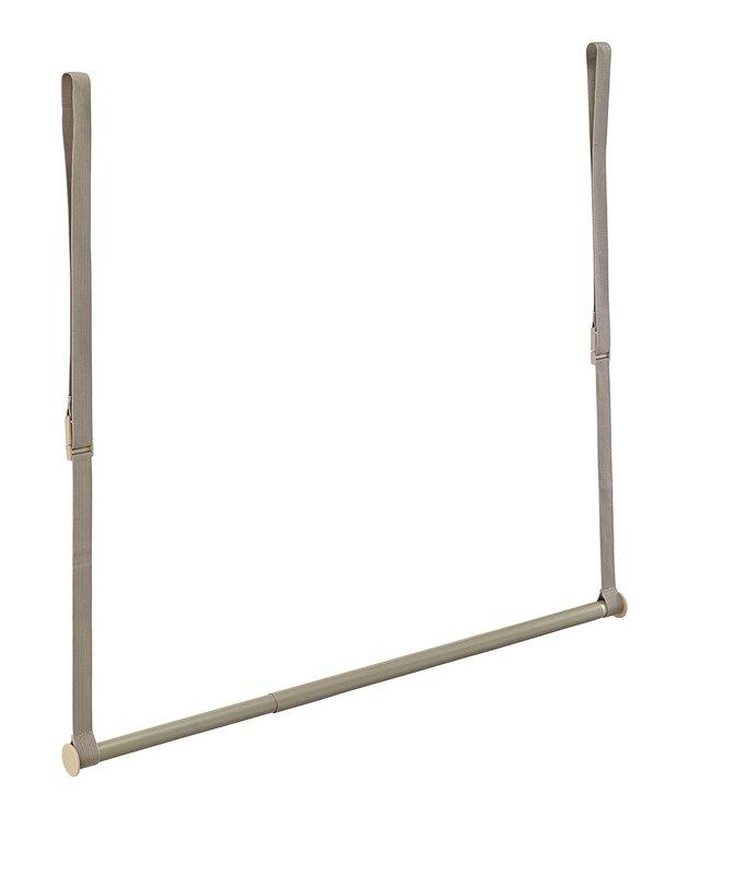 Marvelous Double Hang Closet Rod