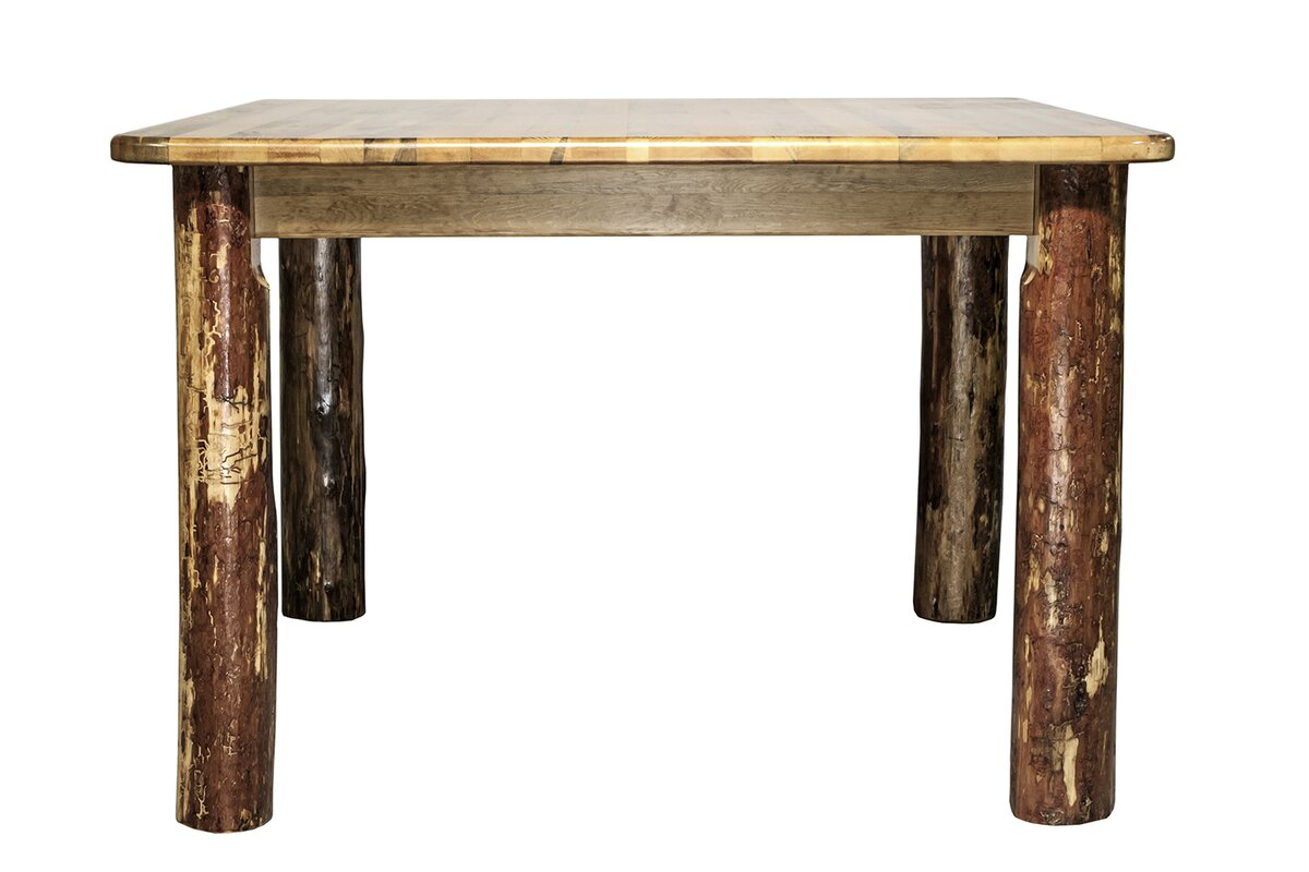 Tustin 4 Post Square Dining Table