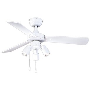 107cm Cyrus 3 Blade Ceiling Fan by Aire Ryder
