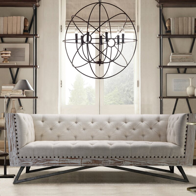 Regis Chesterfield Sofa