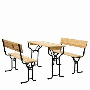 4-Sitzer Gartengarnitur von CleverFurn