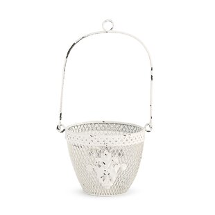 Flower girl basket wayfair flower basket mightylinksfo