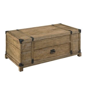 Farmhouse rustic coffee tables birch lane boomer coffee table with lift top watchthetrailerfo