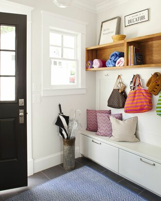 It S Common That There At Least One Of These Hardworking Es In Any Home Whether The Main Entrance Or An Ancillary Mudroom Entries Take A
