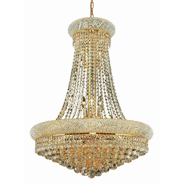 Willa arlo interiors destanee 14 light empire chandelier reviews destanee 14 light empire chandelier aloadofball Gallery