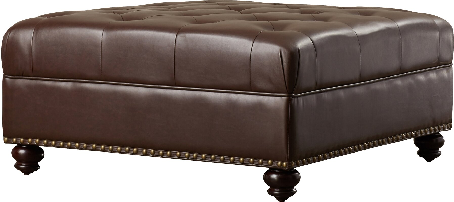 Darby Home Co Westview Tufted Ottoman & Reviews | Wayfair