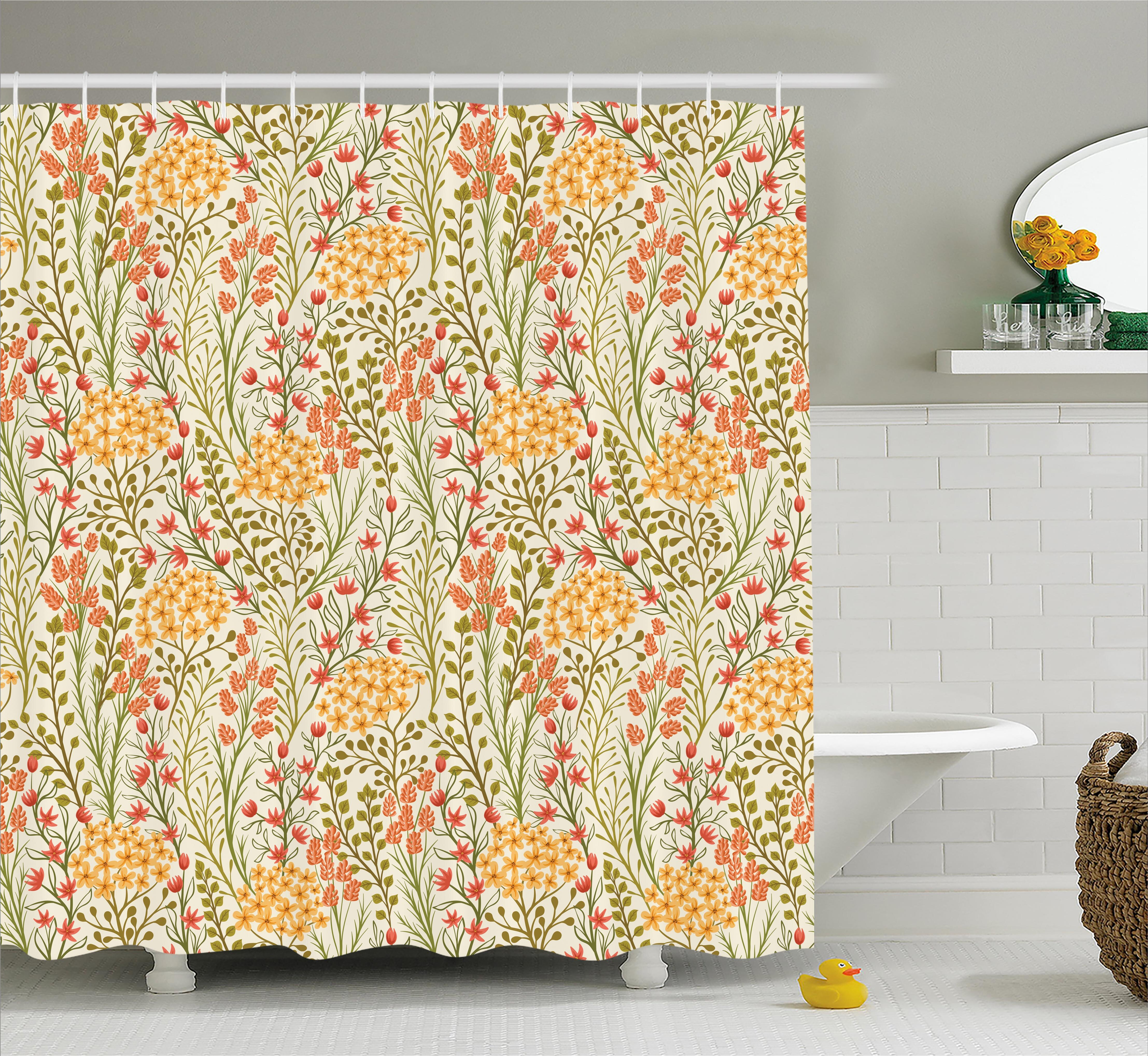 Astoria Grand Zosia Leaves Flowers Old Vintage Ivy Design With ...