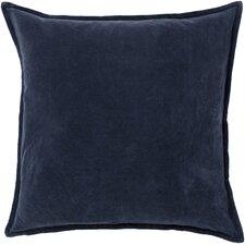 guido smooth 100 cotton throw pillow