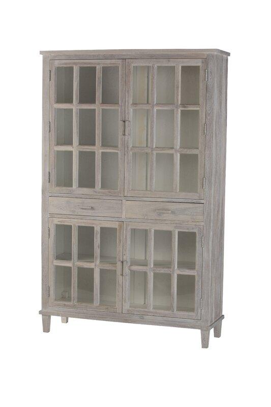 Belmont 2 Drawer 4 Door Accent Cabinet  sc 1 st  Wayfair & Gracie Oaks Belmont 2 Drawer 4 Door Accent Cabinet \u0026 Reviews | Wayfair