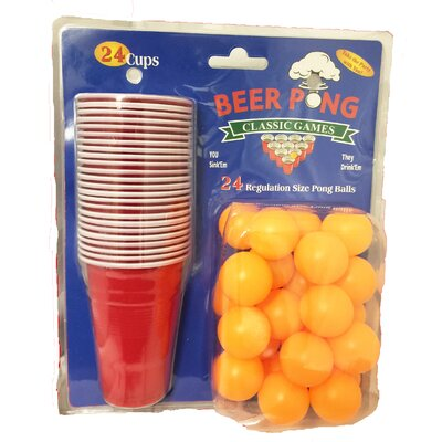 Beer Pong Tables Amp Accessories You Ll Love Wayfair