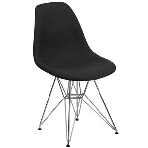 Altair Solid Side Chair by Varick Gallery
